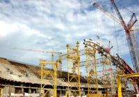 WM 2018: Projektierungsfirma zum Bau der WM-Stadien meldet Insolvenz an