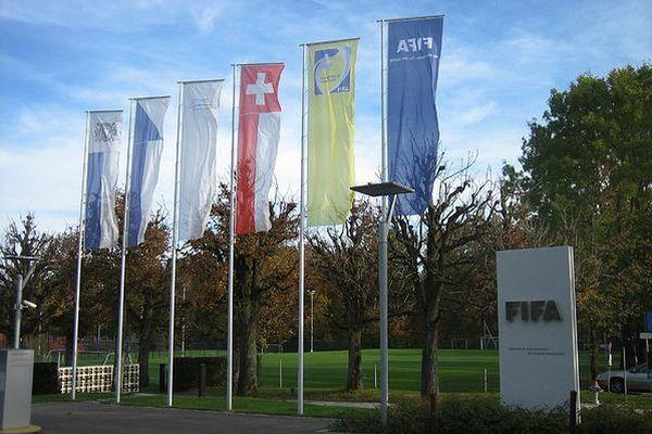 Der Fußball-Weltverband FIFA