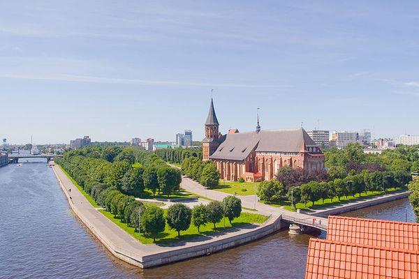 WM 2018 Spielorte: Kaliningrad