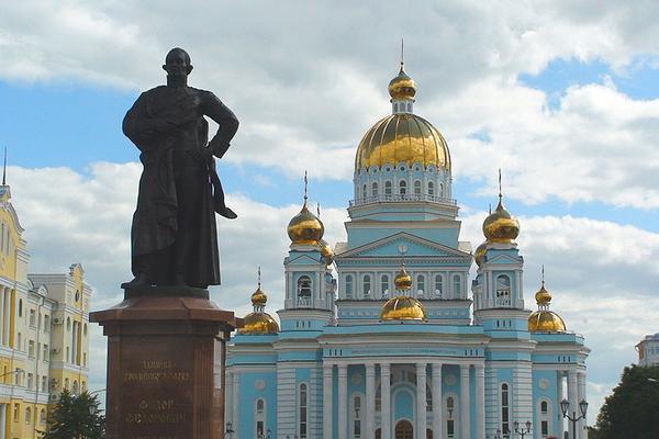 WM 2018 Spielorte: Saransk