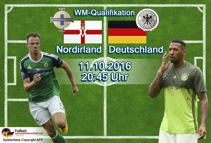 Deutschland Gegen Nordirland Aufstellung