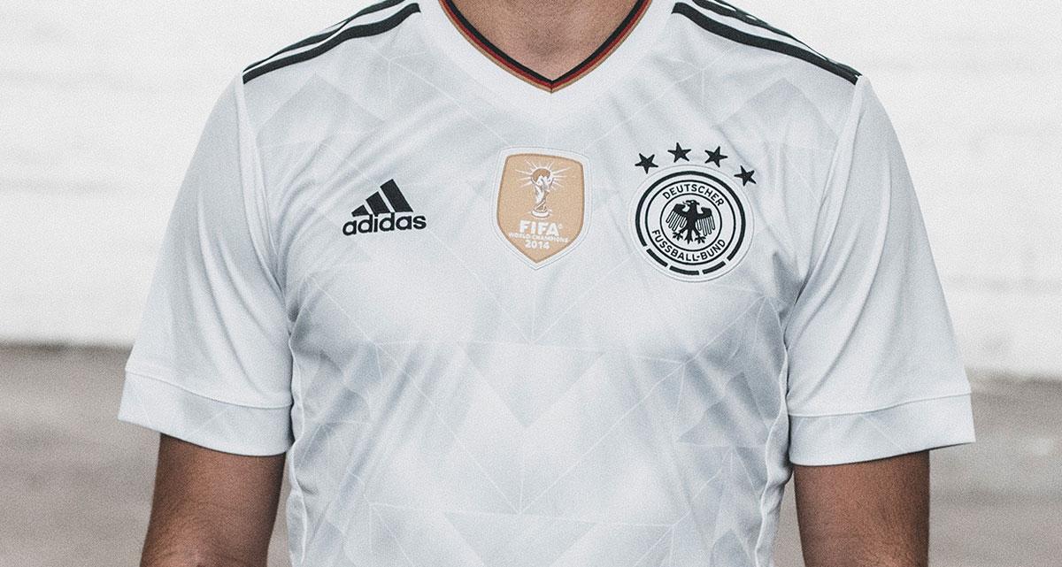 Neues Trikot Deutschland