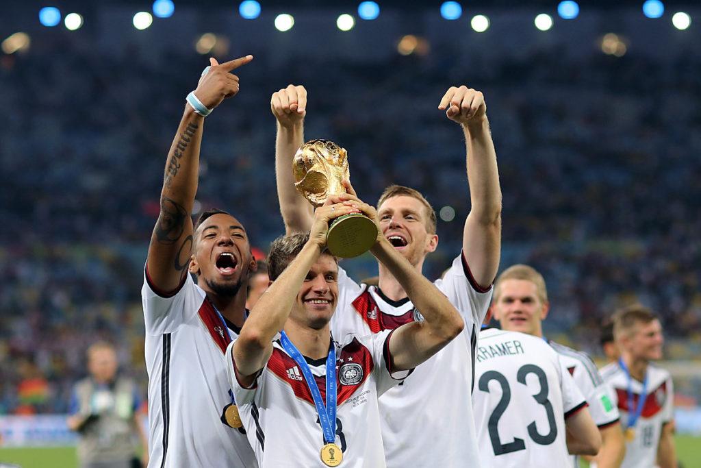 Wird Deutschland auch Weltmeister 2018? (Foto Shutterstock)